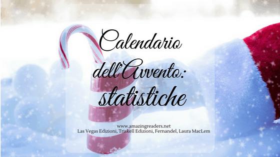 Calendario dell'Avvento: statistiche