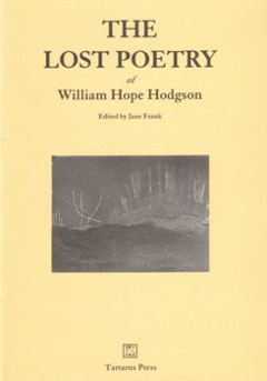 The Lost Poetry of William Hope Hodgson