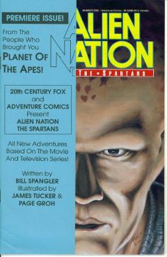 Alien Nation The Spartans