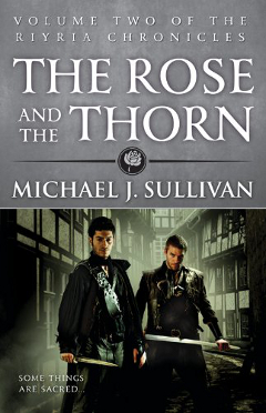 The Rose and the Thorn (The Riyria Chronicles) Volume 2