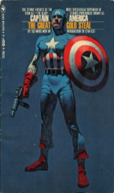 Captain America The Great Gold Steal