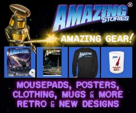 Amazing Stories Zazzle Store