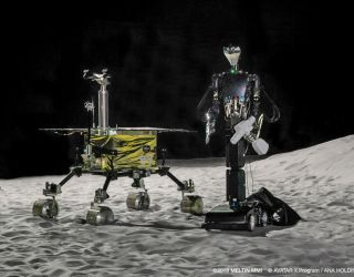 JAXA plans to send robot avatars with human-like hands to space