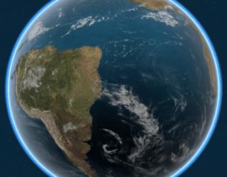 Solar System Tour – Earth