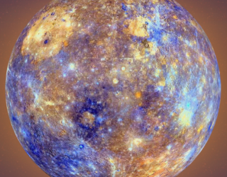Solar System Tour – Mercury