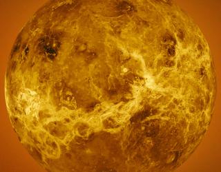 Solar System Tour – Venus