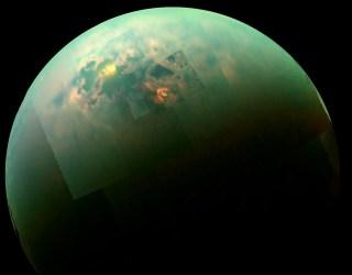 News | NASA's Cassini Reveals Surprises with Titan's Lakes