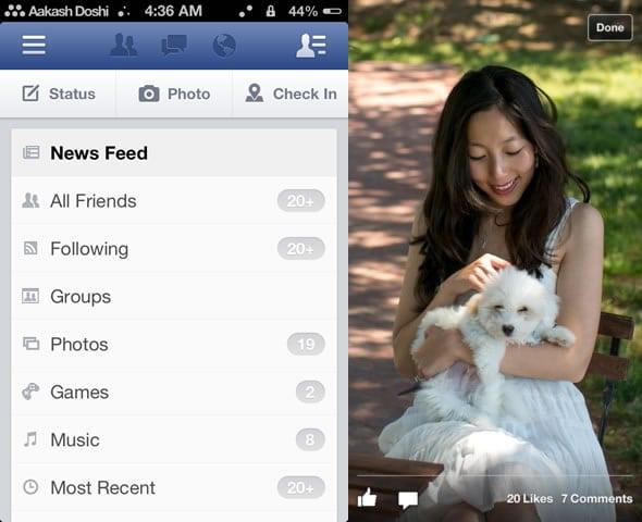 facebook 6.0