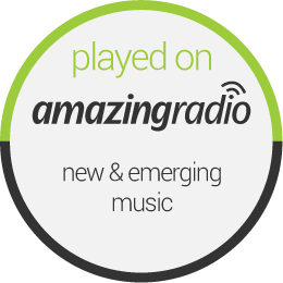 played on Amazing Radio badge