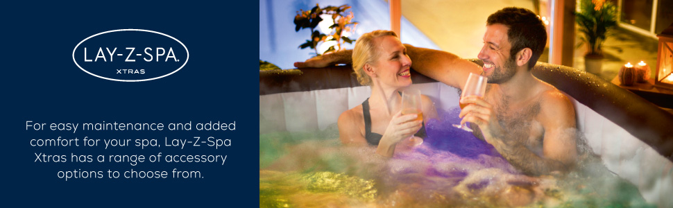 Lay-Z-Spa hot tub accessories for enhancing your spa experience