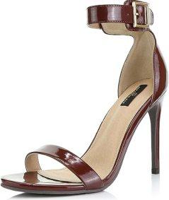 Ankle Buckle High heels