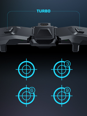 Turbo game controller