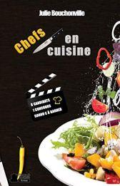 Chefs en cuisine (Adonis) par [Julie Bouchonville]