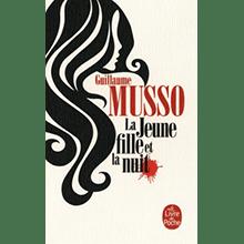 La Jeune Fille et la Nuit, édition poche, Guillaume Musso