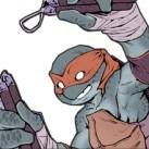 michelangelo, tmnt, tortue ninja, héro