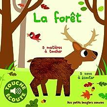Animaux , Apprentissage , Éveil , Forêt , Musique, livre 1 an, livre bébé, cadeau naissance