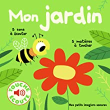 Animaux , Éveil , Insecte , Jardin , Jardinage, livre sonore, livre à puces, grund, livre un an