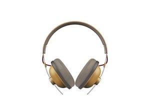 Panasonic RP-HTX80BE-C Headphones (Beige)