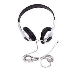 SH12 Pure Stereo MP3 On-Ear Headphone for All Smartphones (Black)