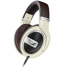 Sennheiser HD 599 Open-Back Headphones (Ivory)