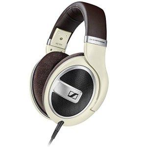 Sennheiser HD 599 Open-Back Headphones (Ivory)