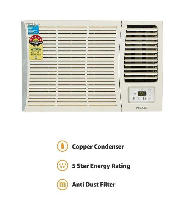 Voltas Best Window 1.5 Ton AC in India