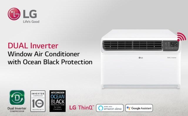 LG Best Window 1.5 Ton AC in India
