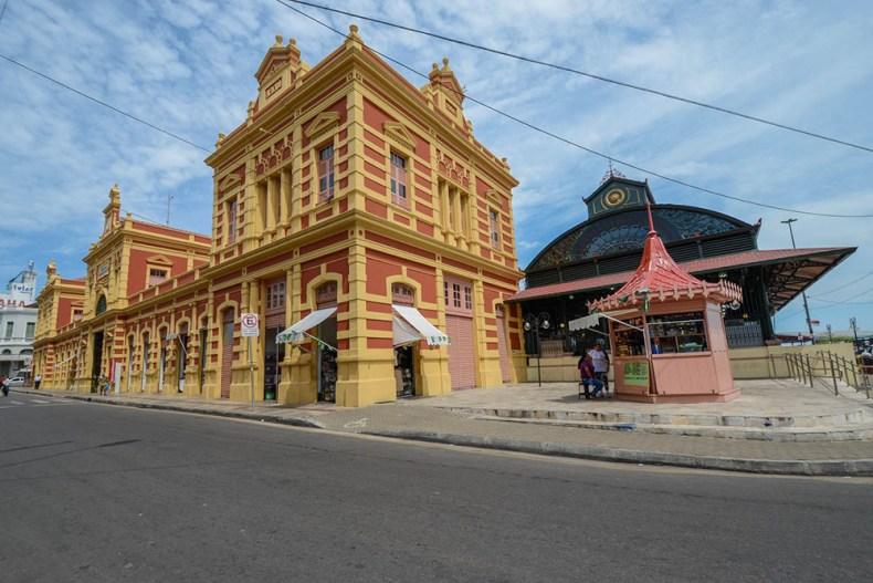 Veja onde tomar café da manhã no centro histórico de Manaus