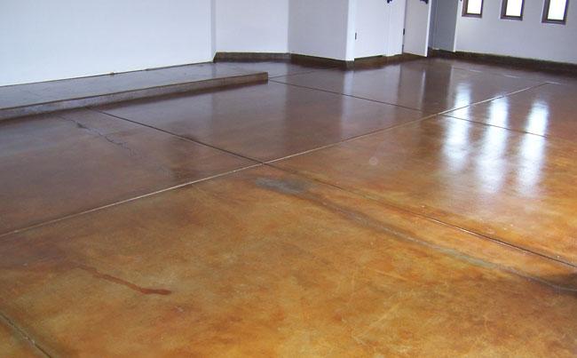Garage Floor Coatings Gallery