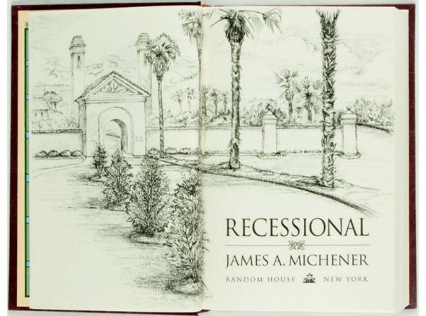 recessional james michener