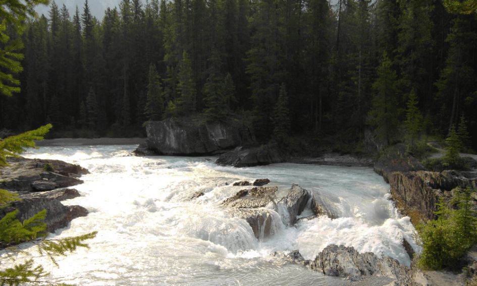 canadian river rapids