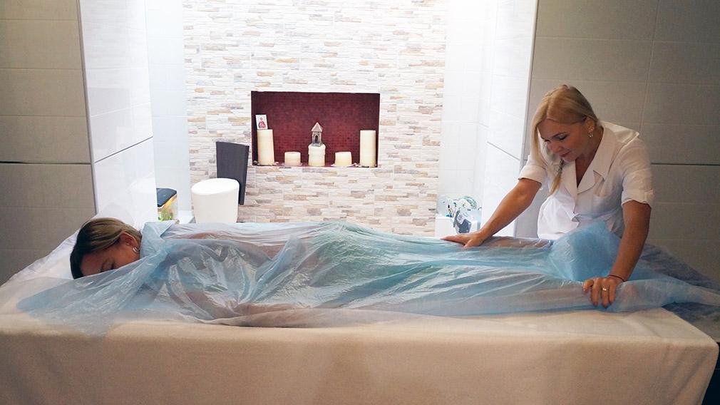Хіромасаж, гемолімфорденажний масаж