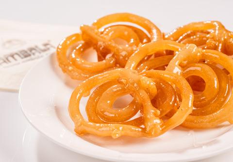 Jalebi Delicious Jalebi From Ambala Foods Order Today