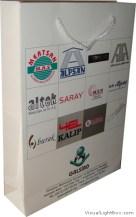İstanbul karton çanta