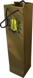 Zeytinyağ şişeleri için karton çanta