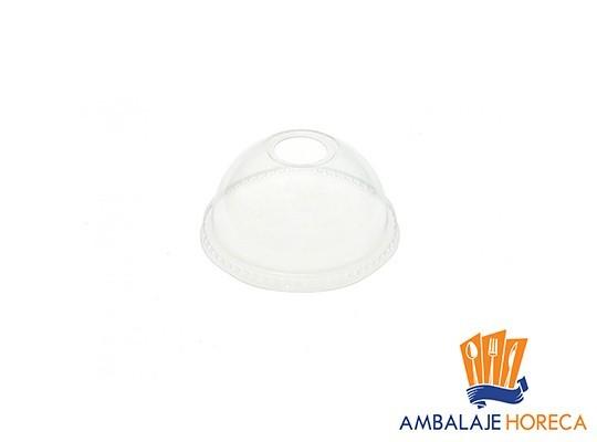 Capac din plastic pentru pahar frappe