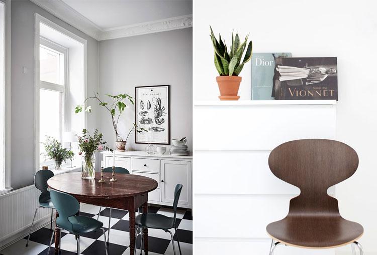 La Silla Hormiga Ant Chair de Arne Jacobsen un icono
