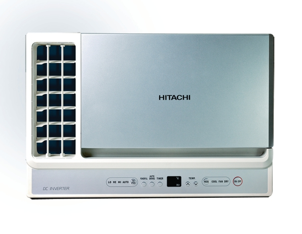Hitachi Inverter Window Compact  Ambassador Home and