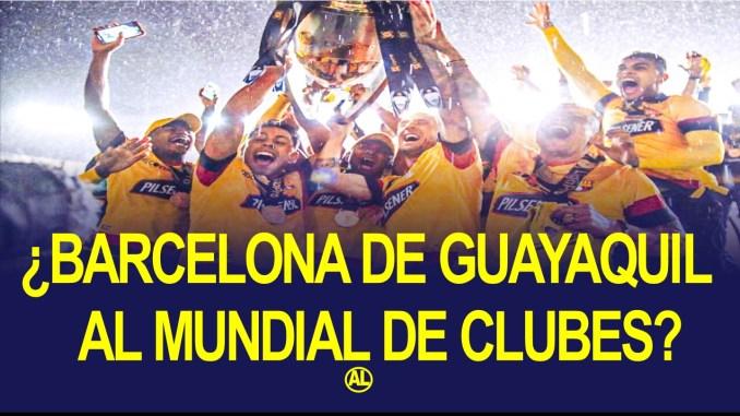 Barcelona de Guayaquil mundial de Clubes