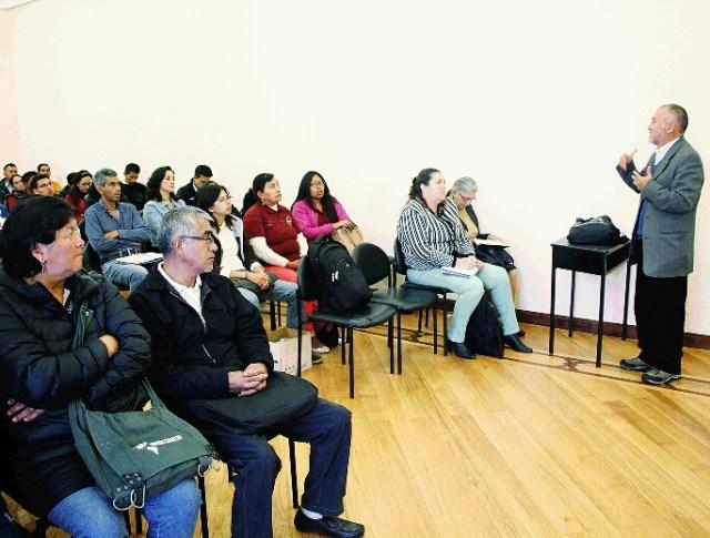 Los productores están invitados a participar el 26 de abril en la Rueda de Negocios que se realizará en la Quinta Macají de Riobamba. (Foto Gobierno Provincial)