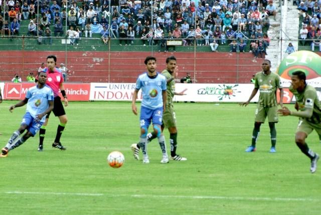 Macará sumó tres puntos en Bellavista ante Liga de Quito.