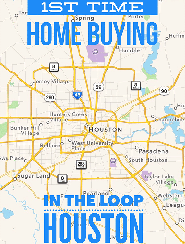 Home Buying in the loop Houston // amber-oliver.com