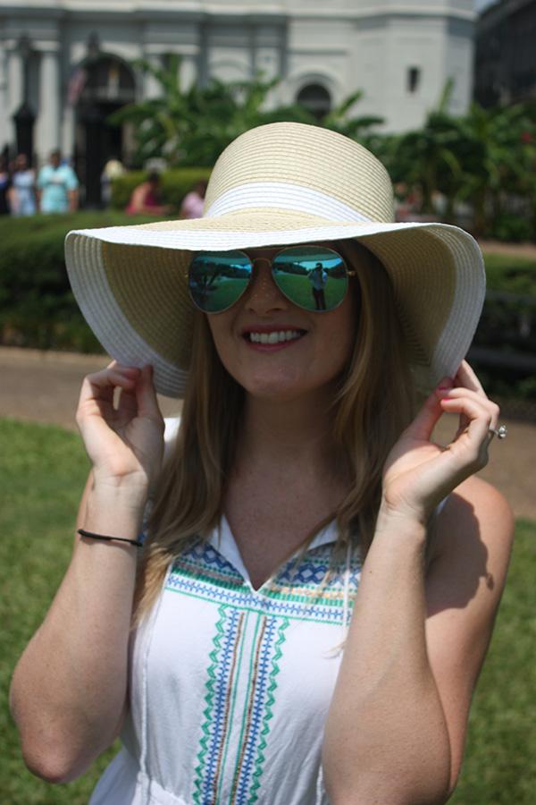 Sun Hat // amber-oliver.com