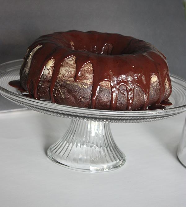 Nana's Triple Chocolate Cake
