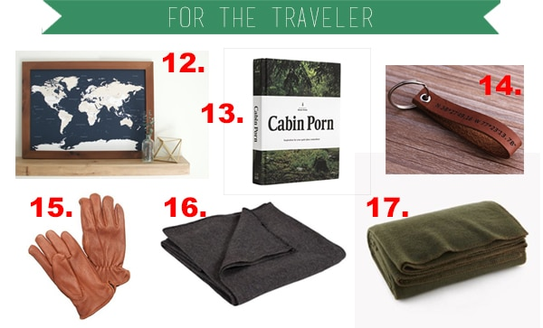 The Ultimate Gift Guide for Him from Amber Oliver