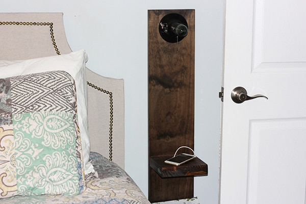 DIY Nightstand by Amber-Oliver.com