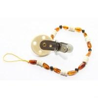 Amber24.com: Pacifier clip