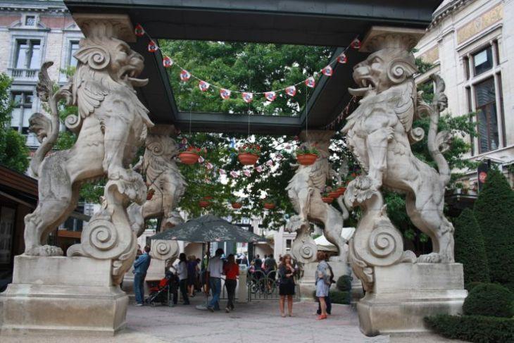 Zoo de Amberes - Turismo en Amberes