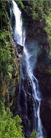 One Thousand Foot Falls 1000 ft Photographs From