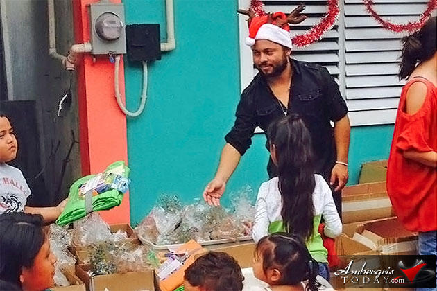 Christmas Soup Kitchen Comes to Life in San Pedro